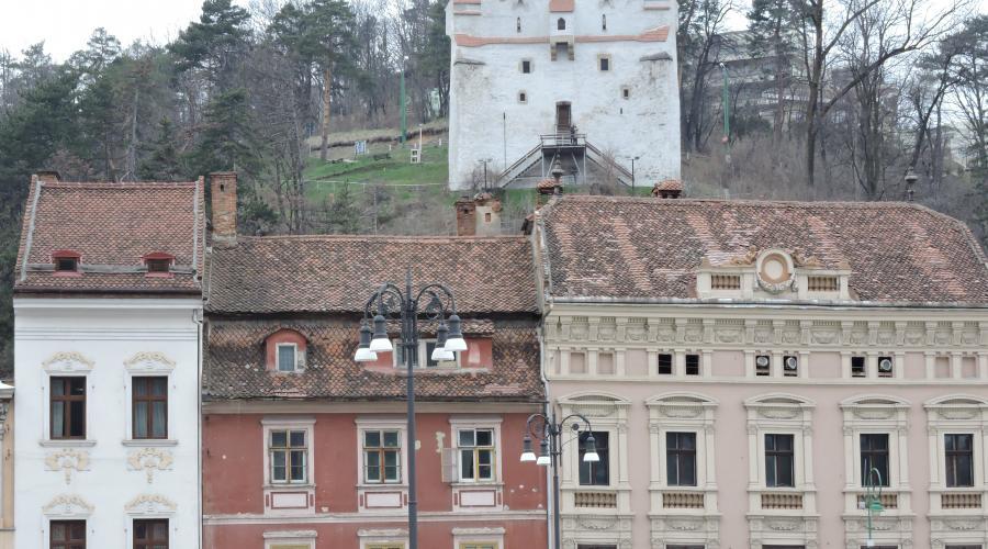 Brasov Black Tower