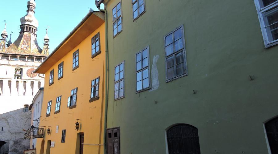 Sighisoara Dracula's birthplace