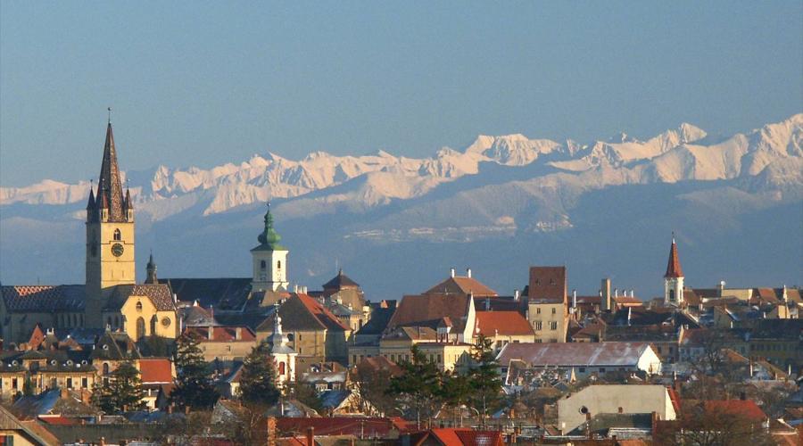 Sibiu overview