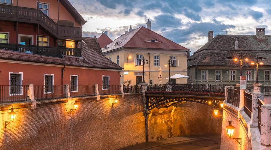 Sibiu Liars Bridge