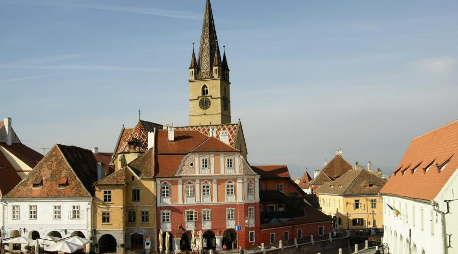 Sibiu St Mary Cathedral