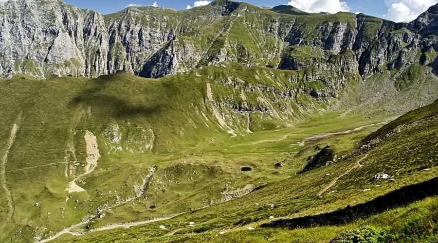 Wilderness in Transylvania